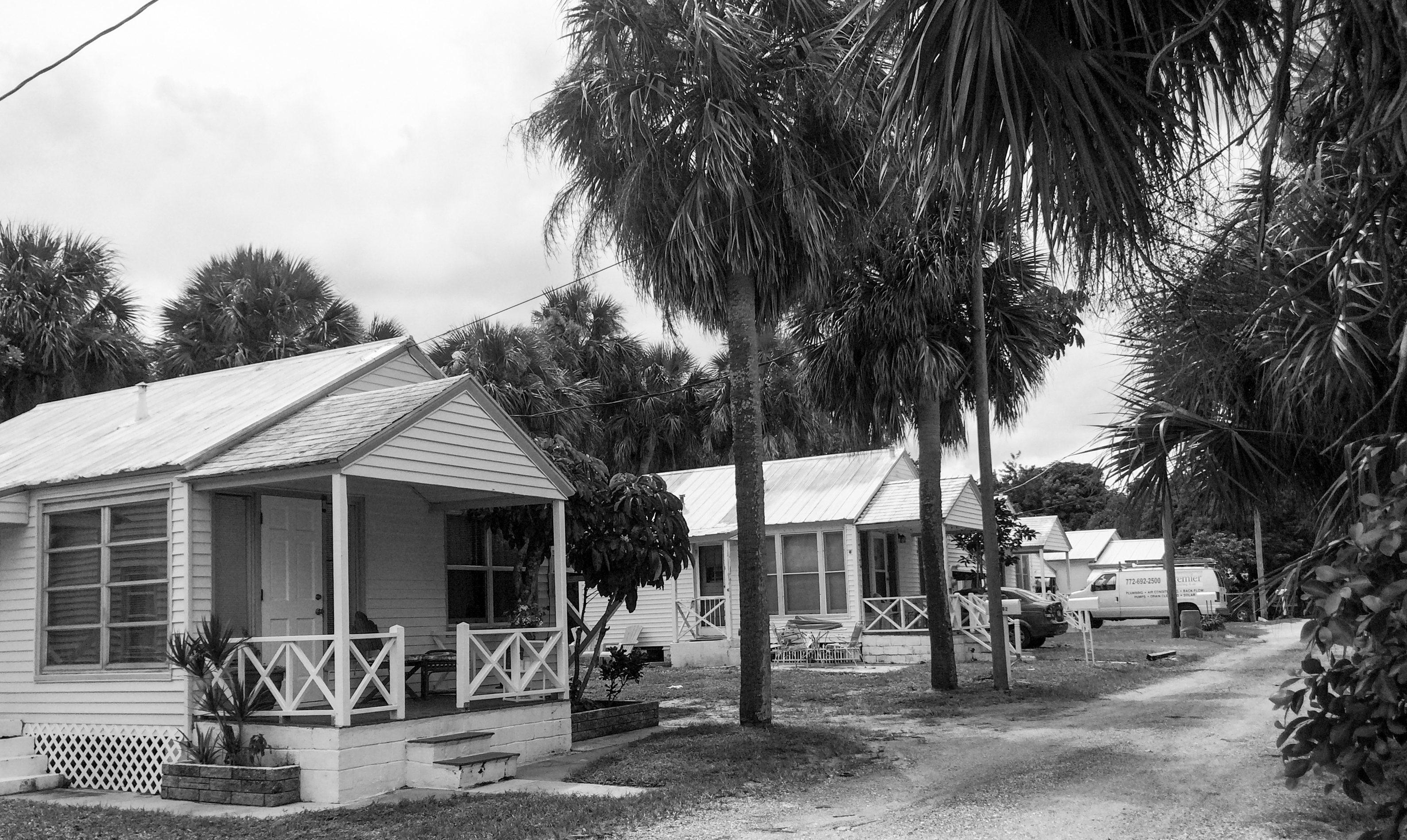 An Old Fishermen Village Truly Florida
